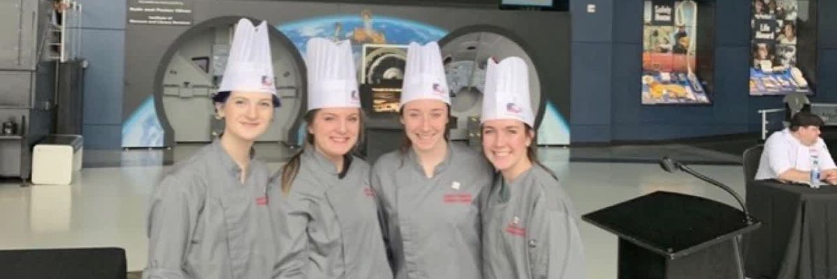 VIDEO; Hewitt-Trussville HS Culinary Wins NASA Competition