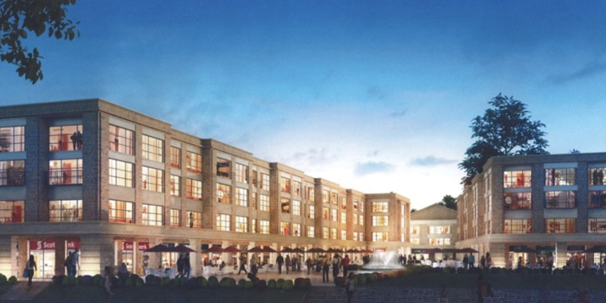 Mixed use development coming to downtown Oxford
