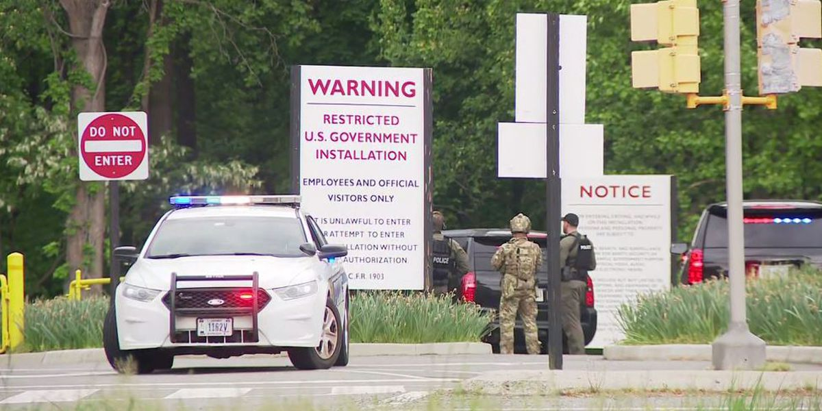 FBI: Man shot outside CIA headquarters has died