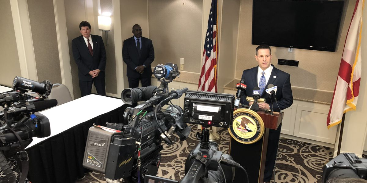 Alabama-based U.S. Attorneys vow to 'back the blue'