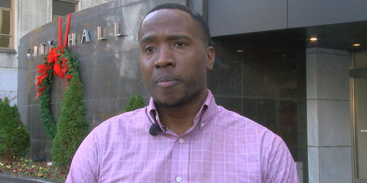 Newly appointed city councilor talks vision