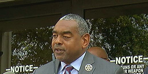Sheriff Mark Pettway holds public safety meeting in Fairfield amid takeover