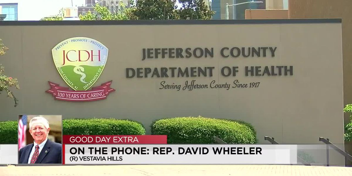 State Rep. to file bill asking for health advisory board in Jefferson County