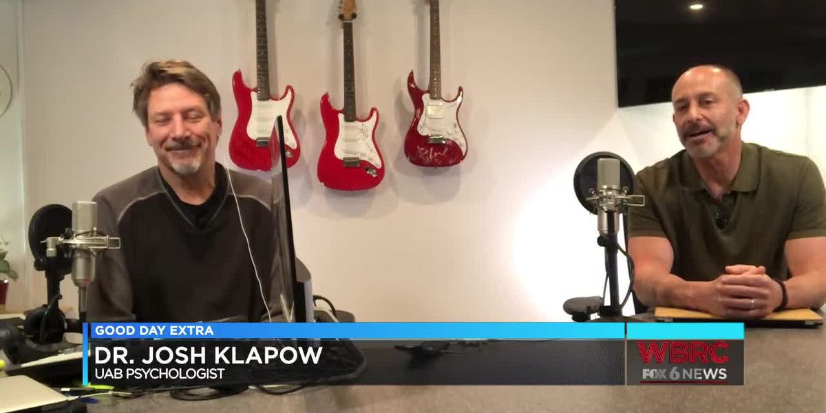 Kurre and Klapow: Pushing His Buttons