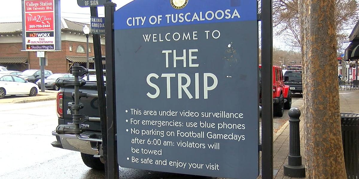 No block parties in Tuscaloosa if Alabama wins the national championship