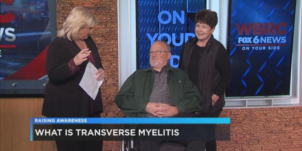 Fashion show for Transverse Myelitis