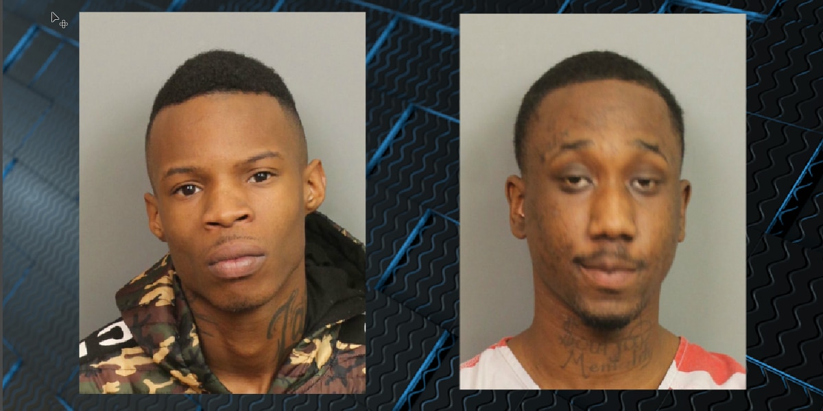 2 charged in officer involved shooting at North B'ham apartment complex