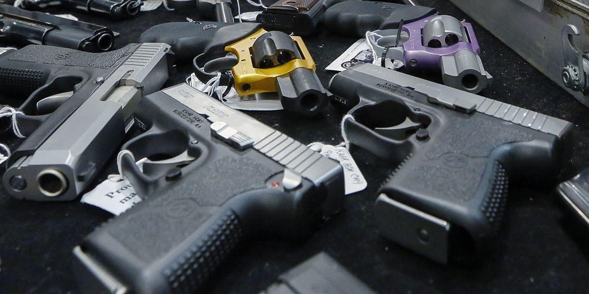 Gun deaths hit highest level in almost four decades last year