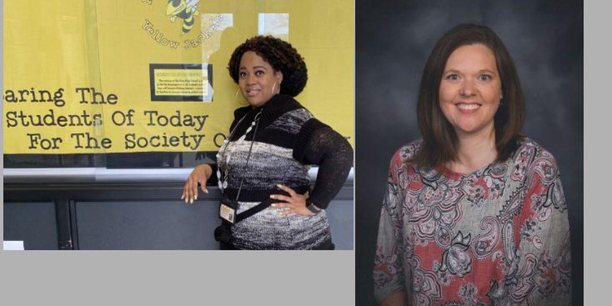 Jefferson County 2021 Teachers of the Year
