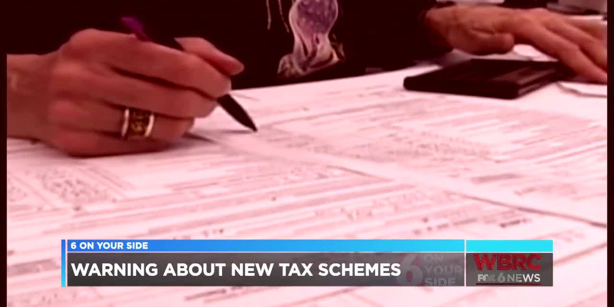 Warning about new tax schemes
