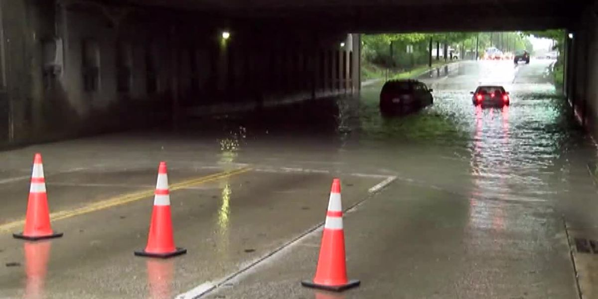 Help to ease flooding for drivers and homeowners at 6th Avenue South viaduct in Birmingham