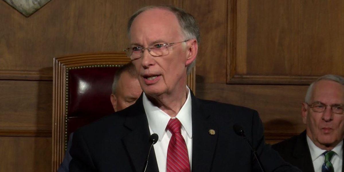 Bentley blames Ivey for possible close Supreme Court vote