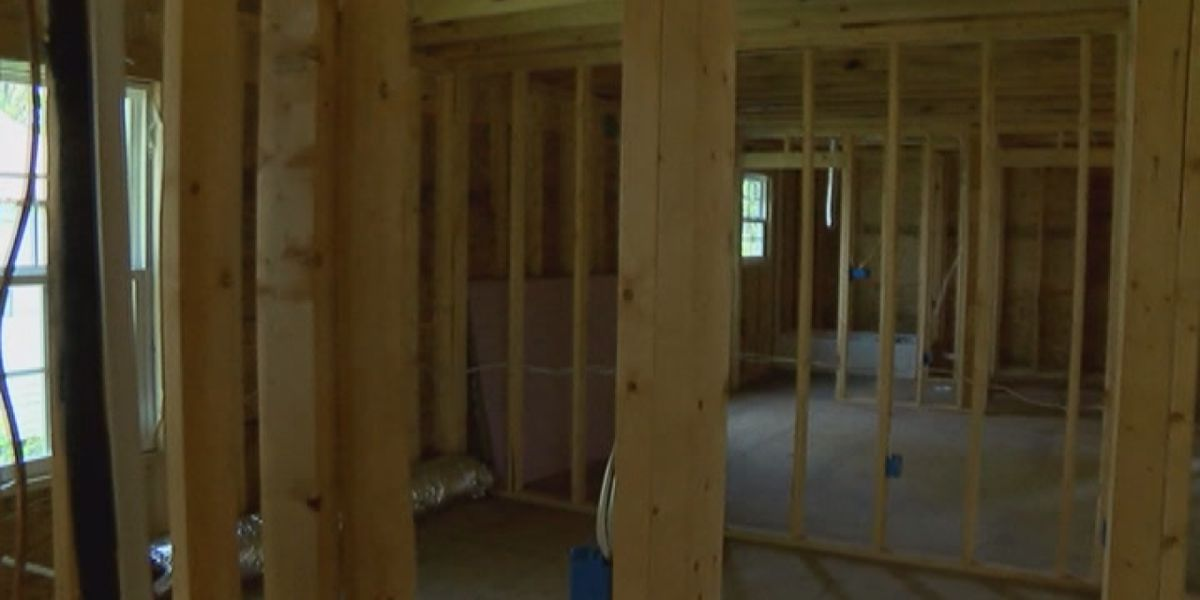 How are tariffs affecting homes being built in B'ham?