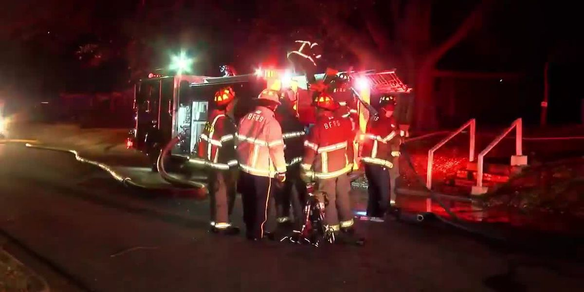 Neighbors rescue woman from house fire in Birmingham