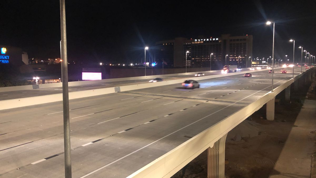 All lanes of I-59/20 bridge now open