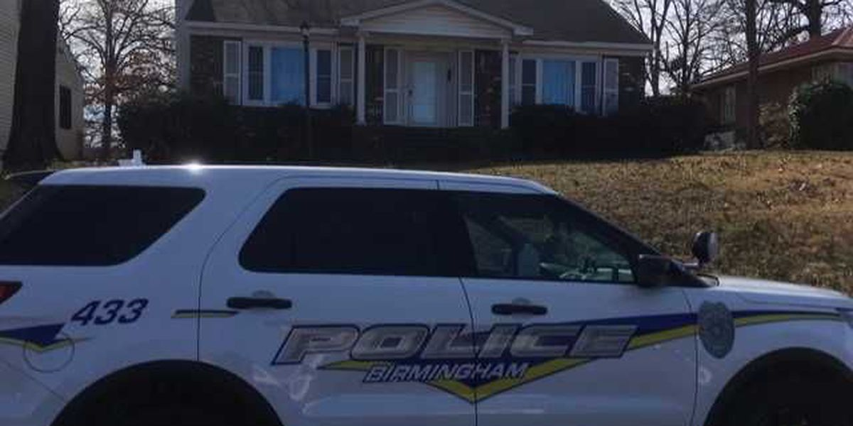 Homicide victim's body found in backyard of Ensley home