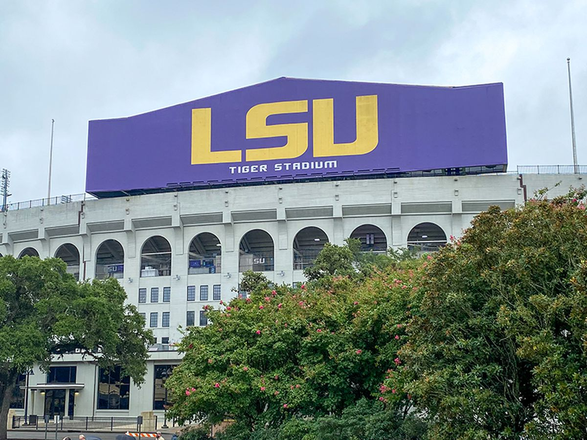 New Orleans Saints in talks to move home games to Tiger Stadium