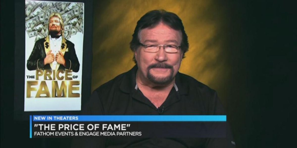 Wrestler Ted Dibiase on new 'The Price of Fame' documentary