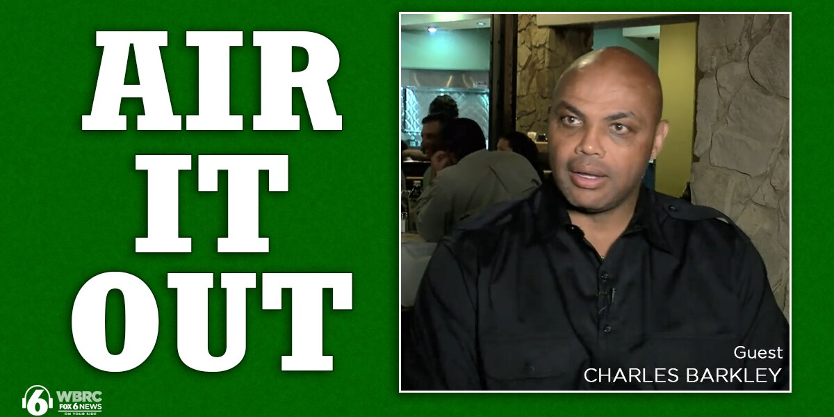 "Charles Barkley: 'I am not a role model' Nike ad, ""greatest thing I ever did in my life"""