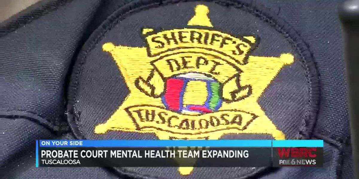 Probate court mental health team expanding in Tuscaloosa