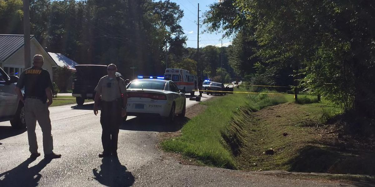 Suspect dead after officer-involved shooting in Sylacauga