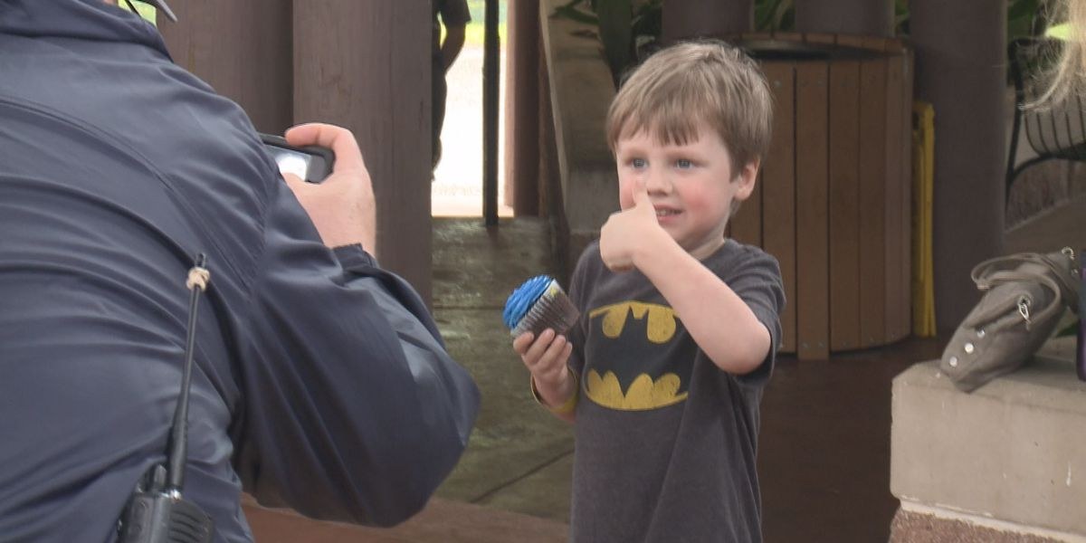 Child's wish to go to the San Diego Zoo granted through foundation
