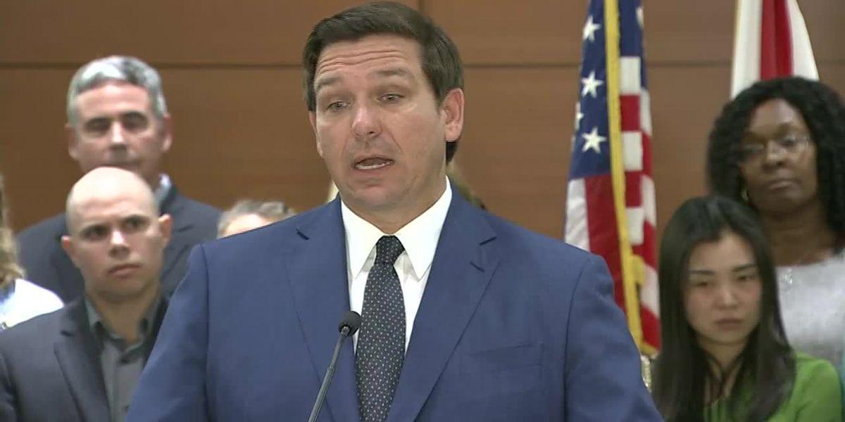 Governor DeSantis signs smokable medical pot bill into law