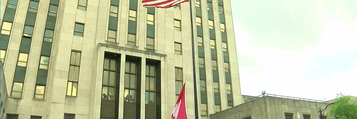 City of Birmingham lowers flag to half staff in honor of George Floyd