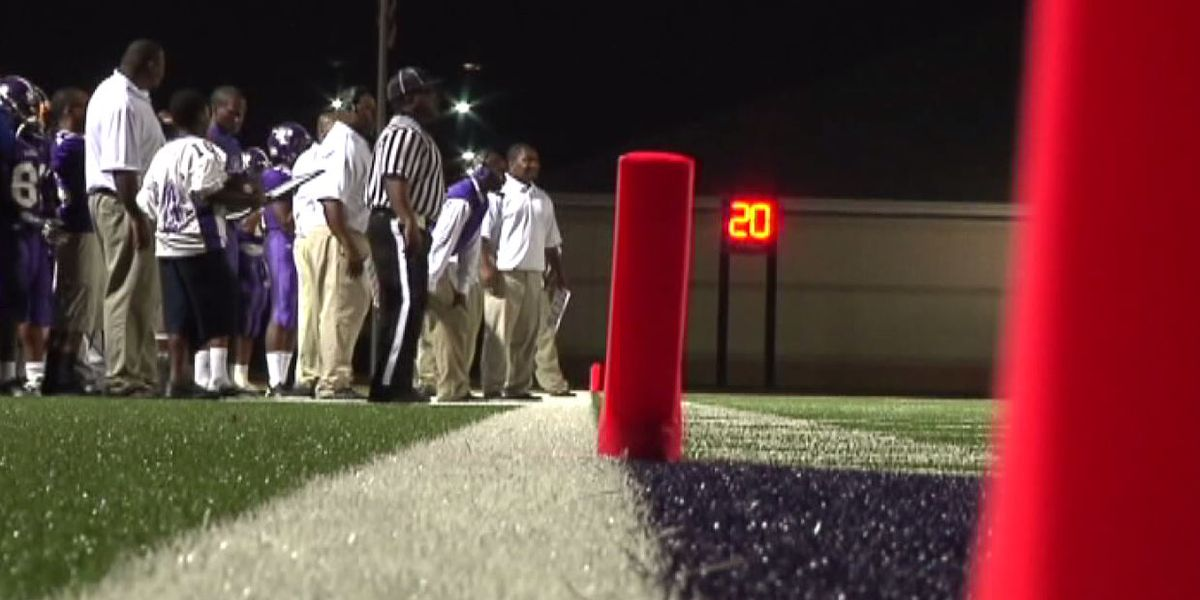 Can metal detectors increase security at Jefferson County HS football games?