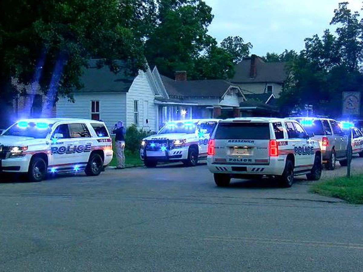Bessemer police investigating early morning shooting