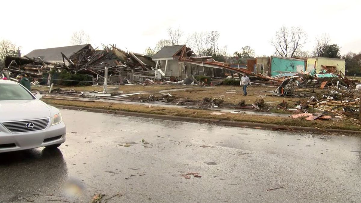 Day after storm: Wetumpka tornado possible EF-2; Road closures, more info for residents