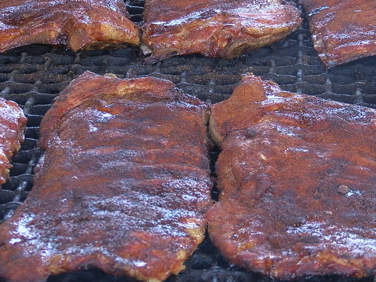 Our Lady of Sorrows has record BBQ sales at annual 4th of July BBQ festival