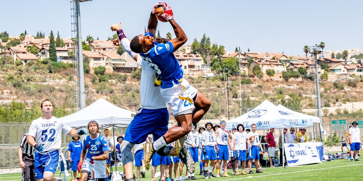 Are you ready for some flag football at The World Games 2022?