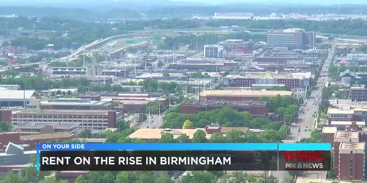 rent rising in Birmingham
