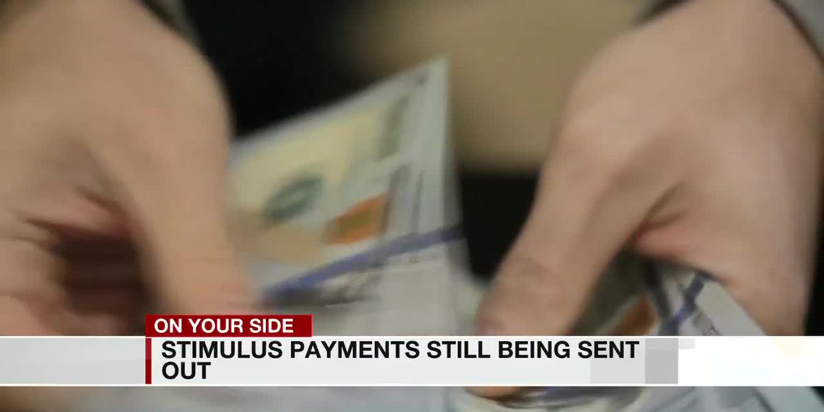 Stimulus payments still being sent out