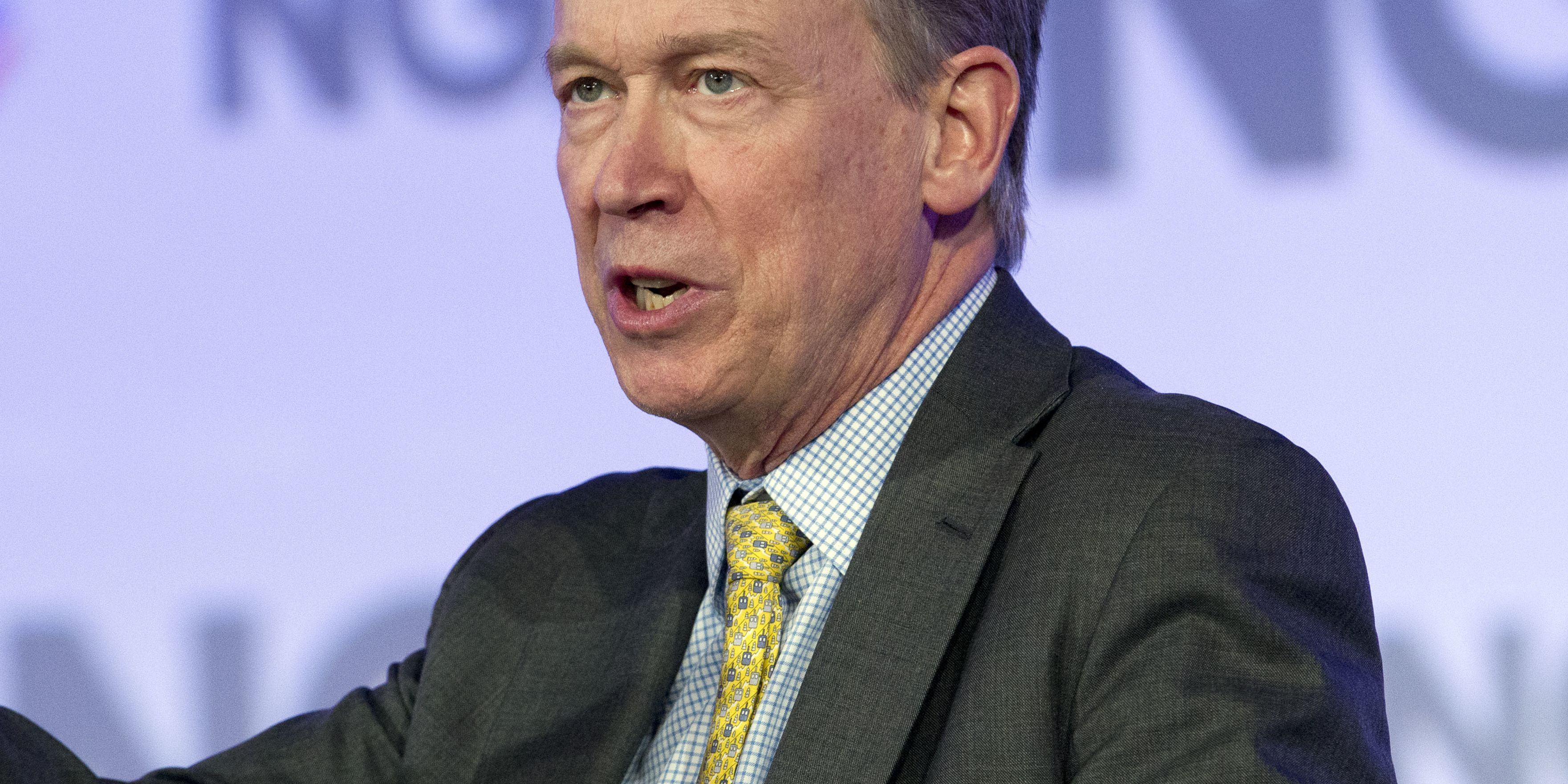 Former Colorado Gov. Hickenlooper joins 2020 presidential race