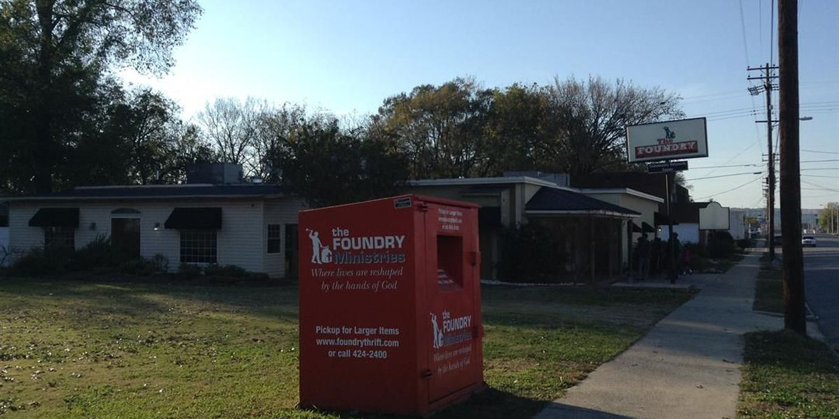 Local donor offers to match donations to the Foundry Ministries until May 31st