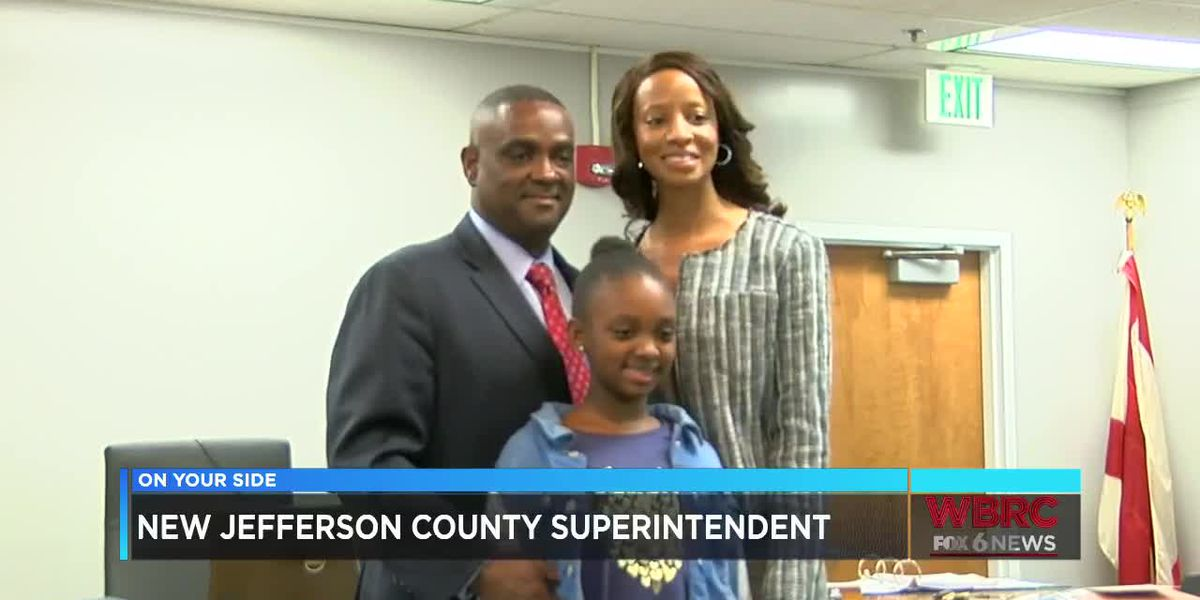 New Jefferson County Superintendent