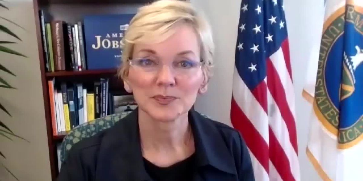 Energy Sec. Jennifer Granholm on Colonial Pipeline restart