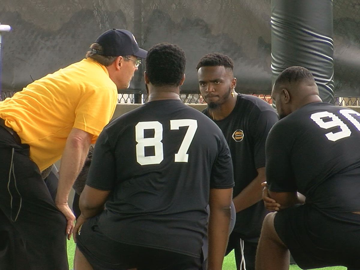 UAB football hosts first-ever HBCU Combine