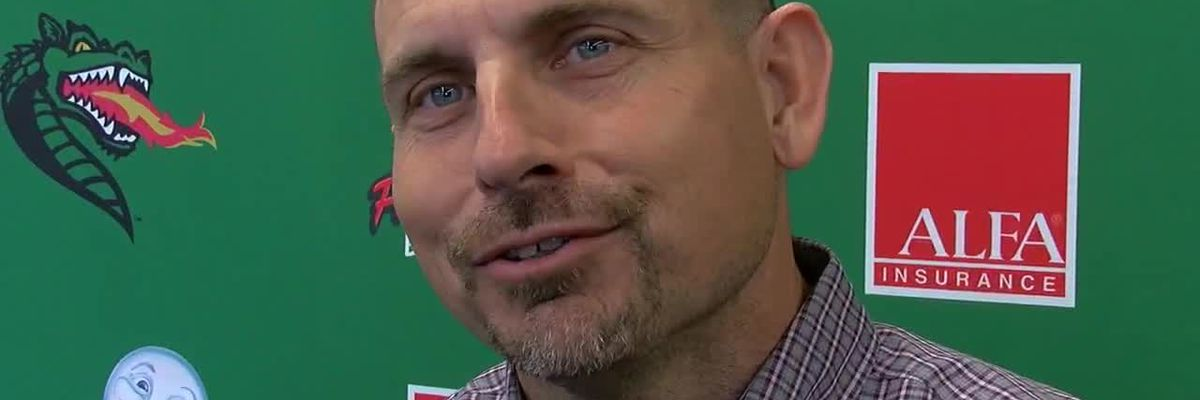 Bill Clark talks about UAB becoming ranked