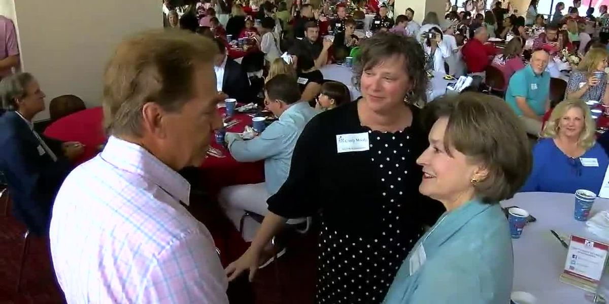 Nick's Kids Foundation Luncheon held Thursday