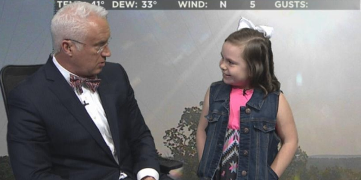 Mickey's Weather Kid: Kinsey