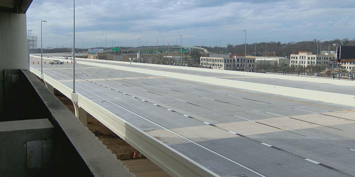 Business community happy to see 59/20 bridges reopen