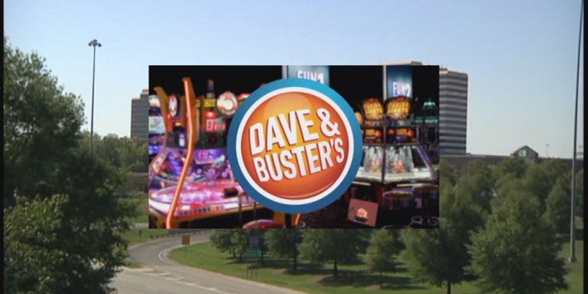 Hoover city council gives conditional approval for Dave & Buster's
