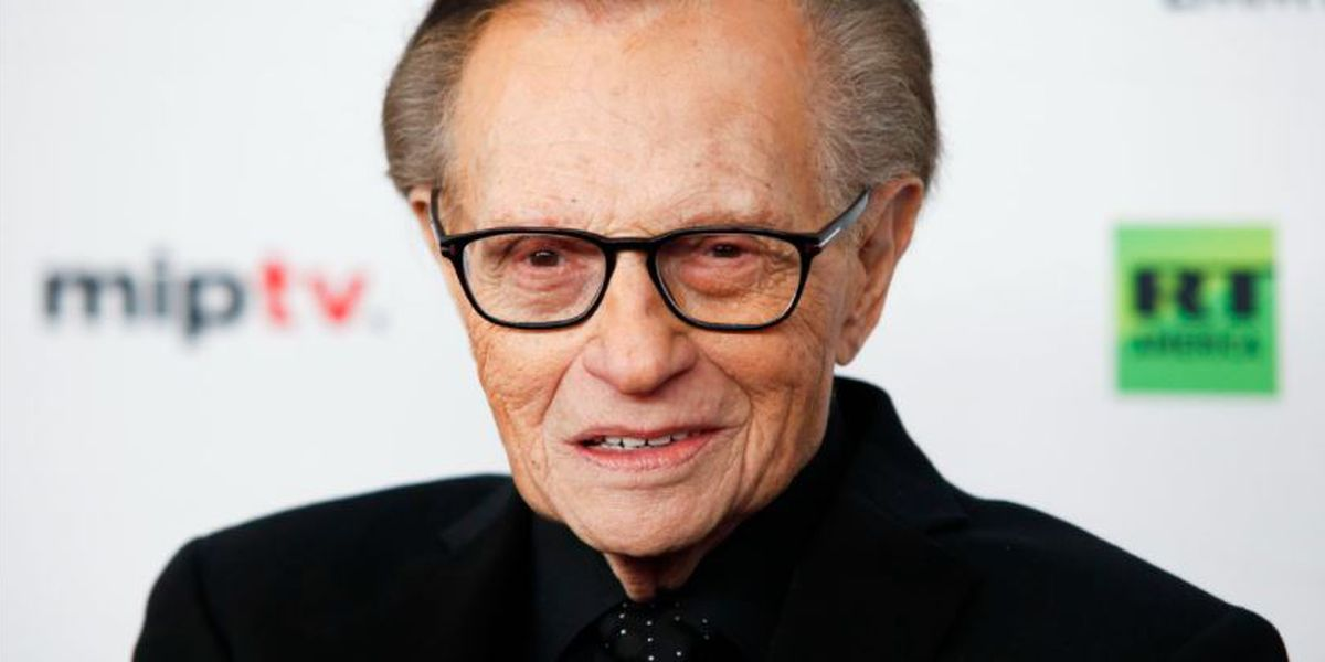 Veteran talk show host, Larry King, dead at age 87