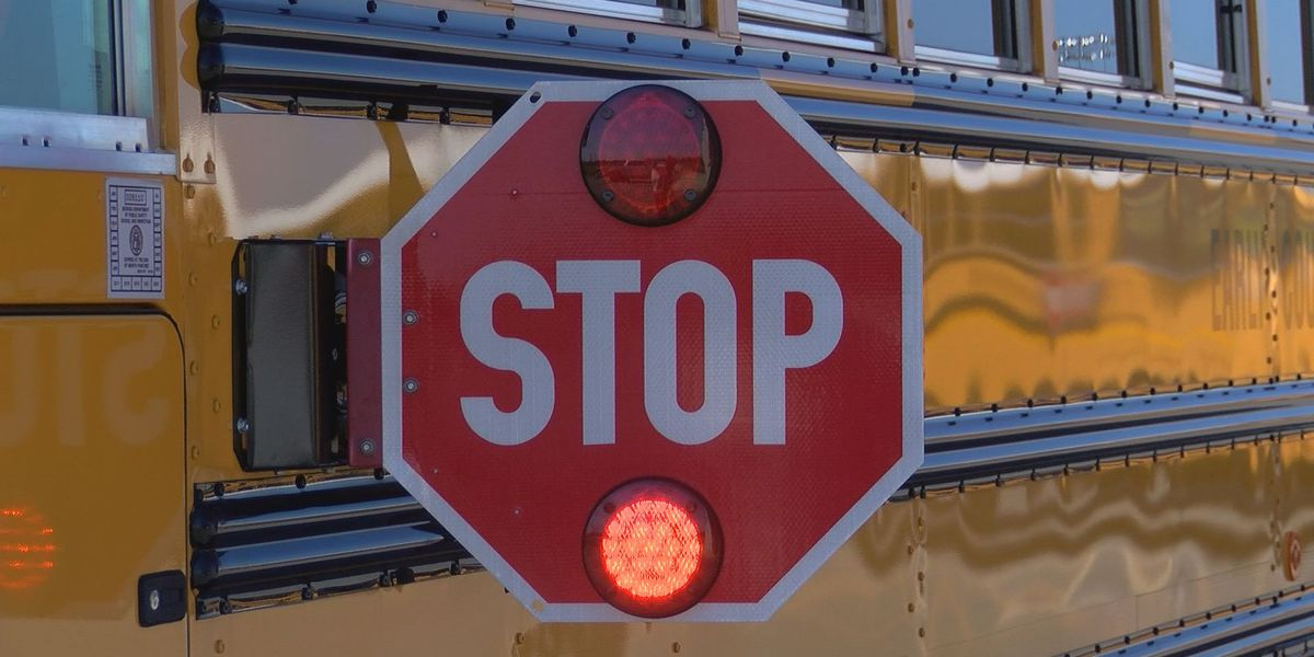 Oxford police chief warns drivers to stop for school buses