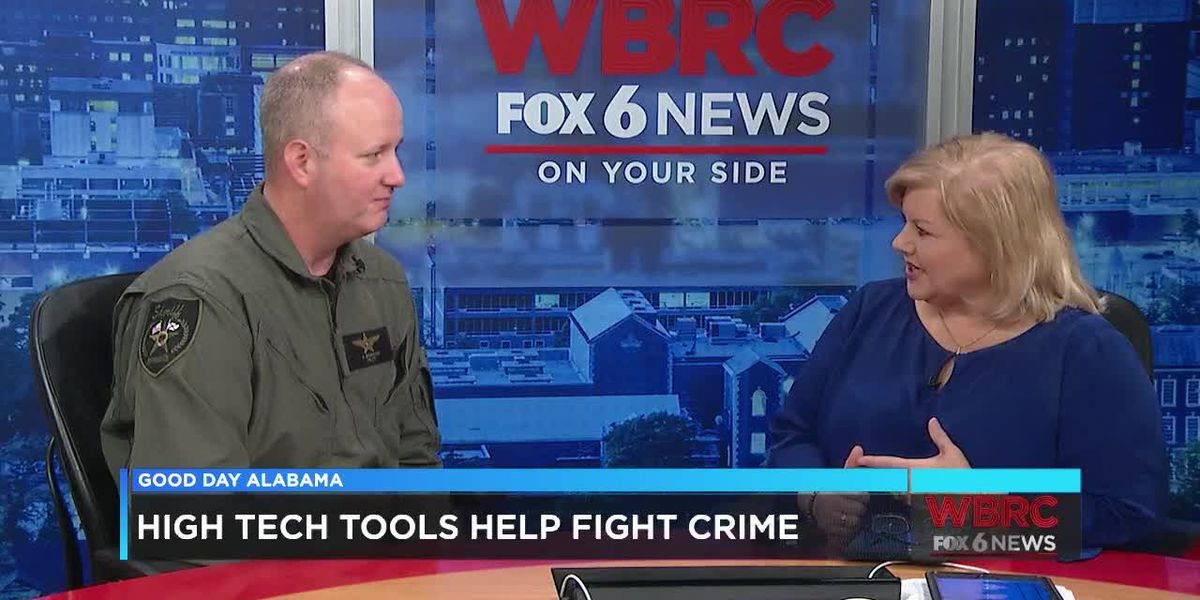 High tech tools to help fight crime