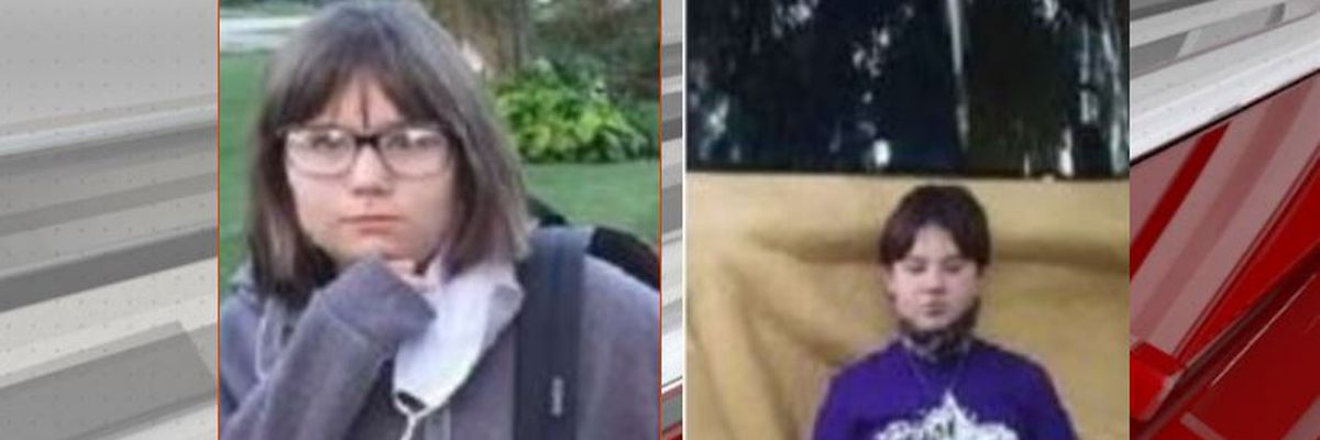 Indiana police are searching for two missing sisters last seen in Alabama