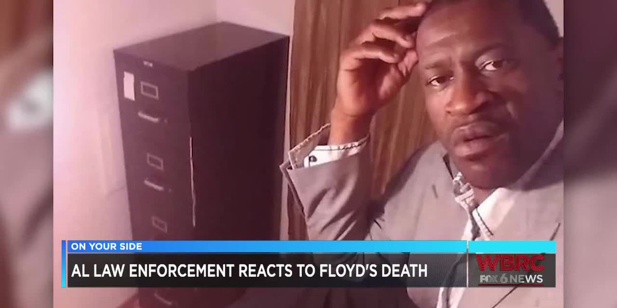 Alabama leaders express frustration over death of George Floyd